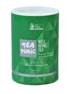 Well Being Tea Loose Leaf Refill Tube
