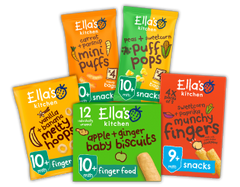 9-10 Month Snacks Bundle