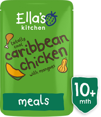 totally cool Caribbean Chicken with mangoes