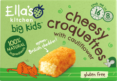 Cauliflower Cheese Croquettes