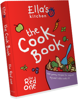 The cook book 100 yummy recipes for baby food ellas kitchen the cook book forumfinder Image collections