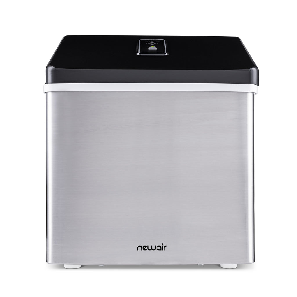 NewAir Countertop Clear Ice Maker, 40 lbs. of Ice a Day