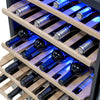 Image of NewAir 46-Bottle Beverage and Wine Cooler Combo
