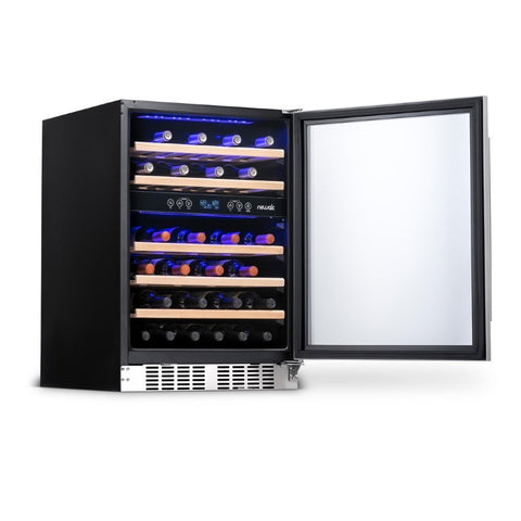 NewAir 24-Inch Compressor Wine Fridge