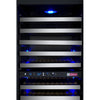 Image of Allavino RH 121-Bottle Dual Zone Wine Fridge