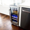 Image of NewAir Premium Beverage Cooler 15-inch