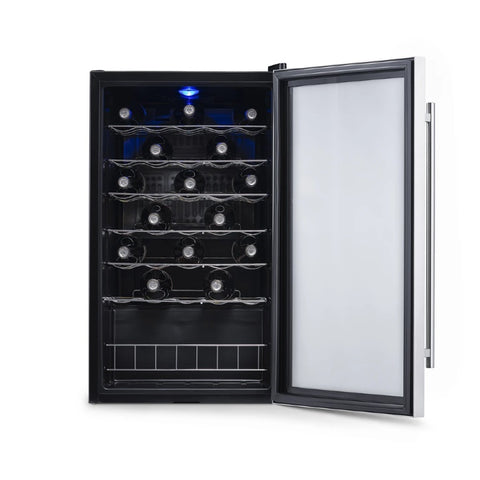 NewAir 33-Bottle Compressor Wine Fridge