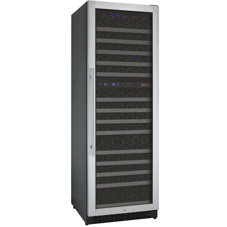 Allavino II RH Stainless 172-Bottle Dual Zone Wine Fridge