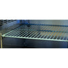Image of 73-INCH SOLID DOOR BACK BAR COOLER WITH BEER DISPENSER WITH TWO TAPS AND 19.6 CU. FT. CAPACITY