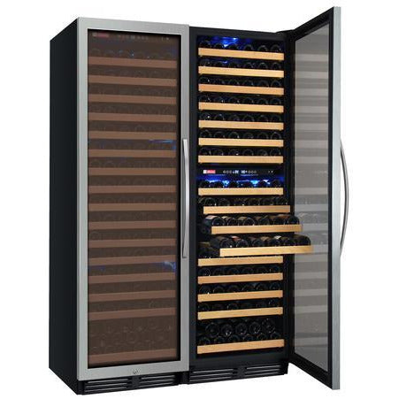 Allavino Classic FD Stainless Multi Zone 346-Bottle Wine Fridge