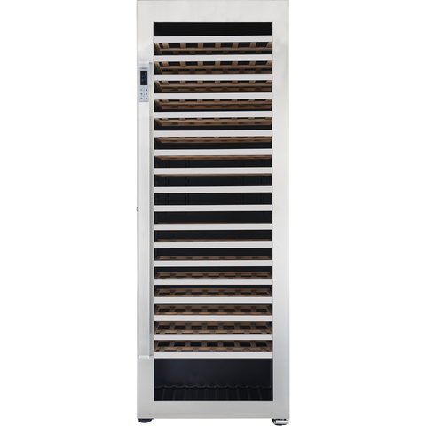 "Cavavin V-265WSZ 265 bottle 30"" Single Zone Wine Cellar Stainless Steel"