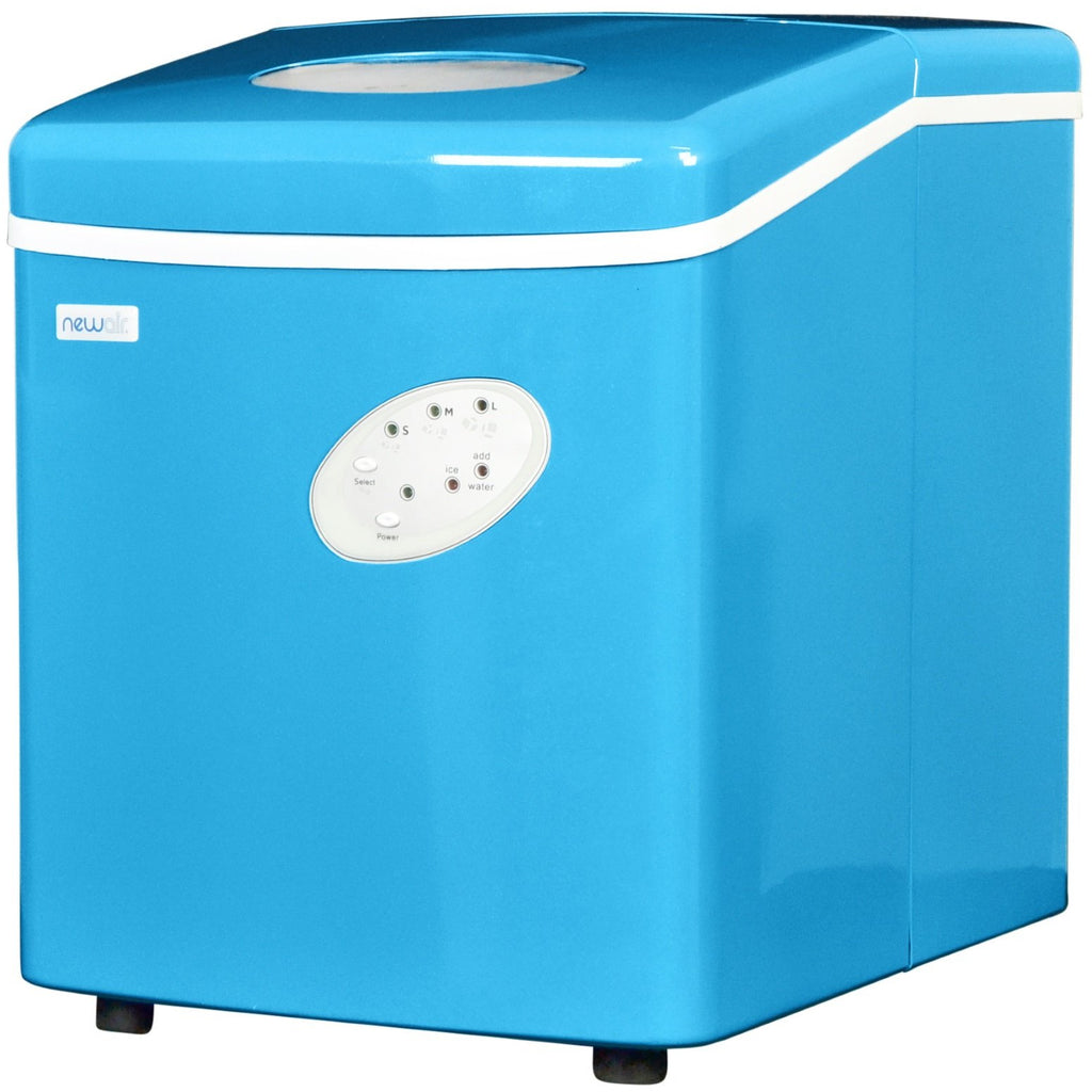 NewAir Countertop Ice Maker, 28 lbs. of Ice a Day, 3 Ice Size