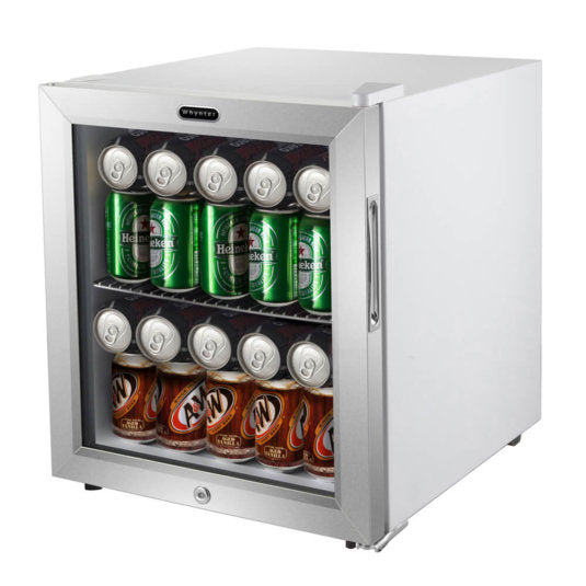 Whynter Stainless 62-Can Countertop Beverage Fridge
