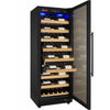 Image of Allavino II 115-Bottle Single Zone Wine Fridge