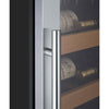 Image of Allavino Stainless 115-Bottle Single Zone Wine Fridge