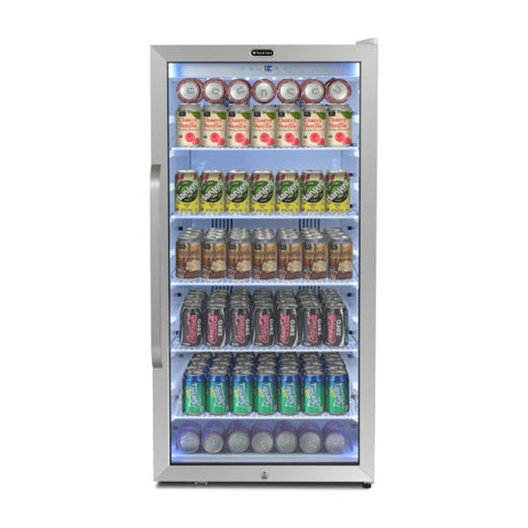 Whynter 24-Inch Freestanding Beverage Center