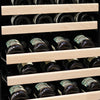 Image of Whynter Stainless 100-Bottle Compressor Wine Fridge