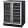 "Allavino 24"" Wide FlexCount Stainless Steel Wine Refrigerator and Beverage Center VSWB-2SSFN"