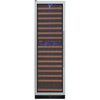 Image of Allavino Stainless 172-Bottle Dual Zone Wine Fridge