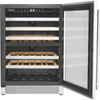 "Image of Cavavin V-041WDZ Dual Zone 24"" Wine Cellar Stainless Steel"