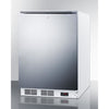 Image of Summit Appliance 24-Inch Wide Freezer -- Top Handle