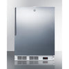 "Image of 24"" Wide Built-In All-Freezer, ADA Compliant"