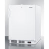 Image of Summit White 24-Inch Wide Freezer B