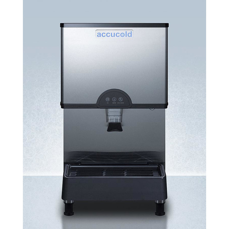 Accucold 282-lb Countertop Ice Maker