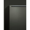 Image of Summit Unique Black 24-Inch Undercounter Refrigerator