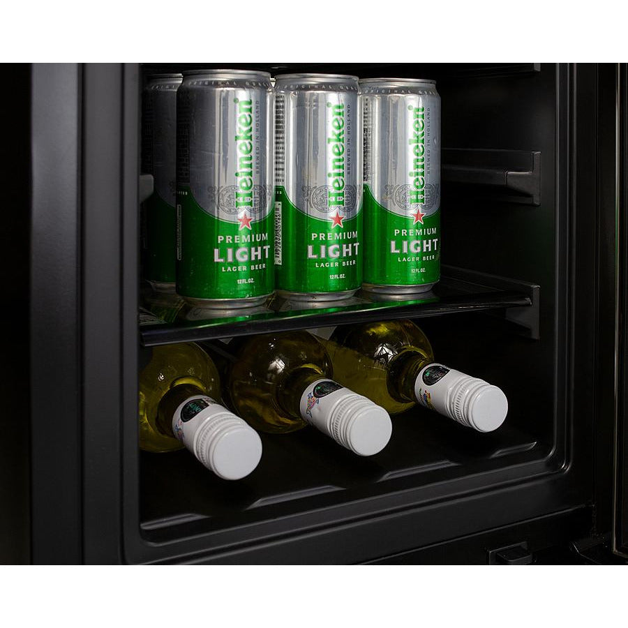 "15"" Wide Built-In Beverage Center, ADA Compliant"