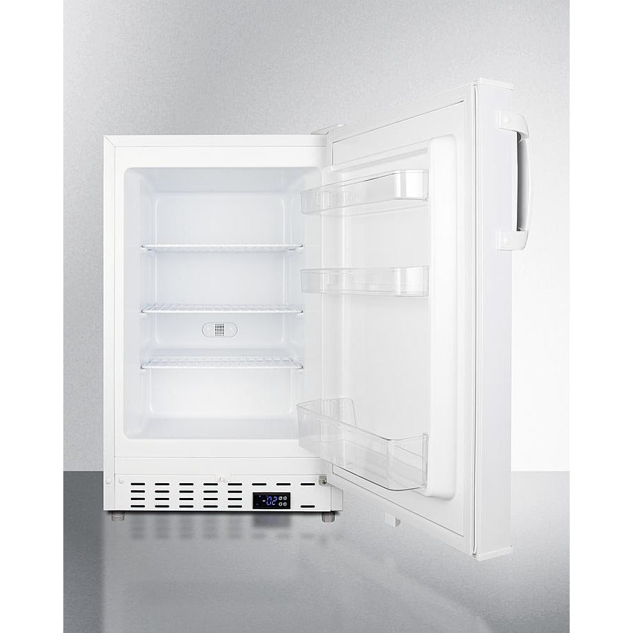 "20"" Wide Built-In All-Freezer, ADA Compliant"