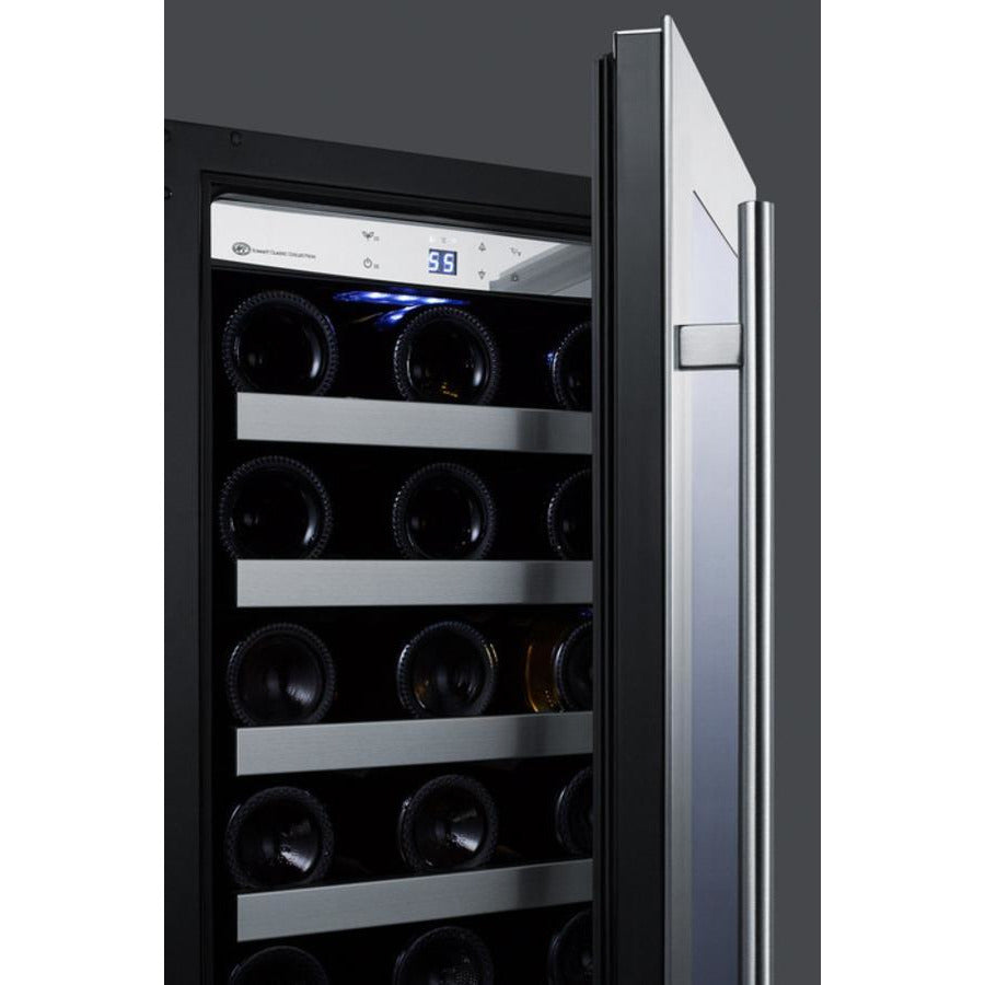 Summit Stainless 34-Bottle Wine Cellar