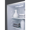 Image of Summit White 24-Inch Outdoor Refrigerator
