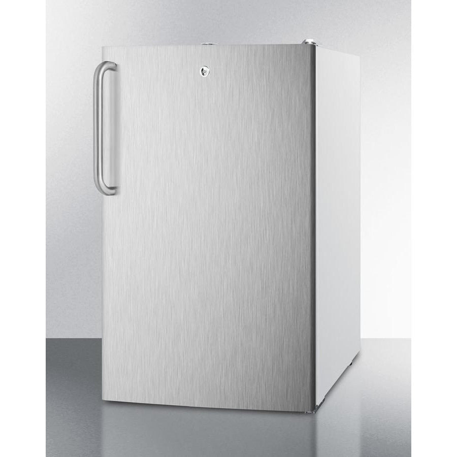 "20"" Wide Built-In Refrigerator-Freezer, ADA Compliant"