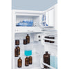 "Image of 19"" Wide Refrigerator-Freezer, ADA Compliant"