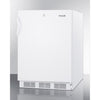"Image of 24"" Wide Built-In Refrigerator-Freezer, ADA Compliant"