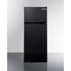 "Image of 24"" Wide Top Mount Refrigerator-Freezer"