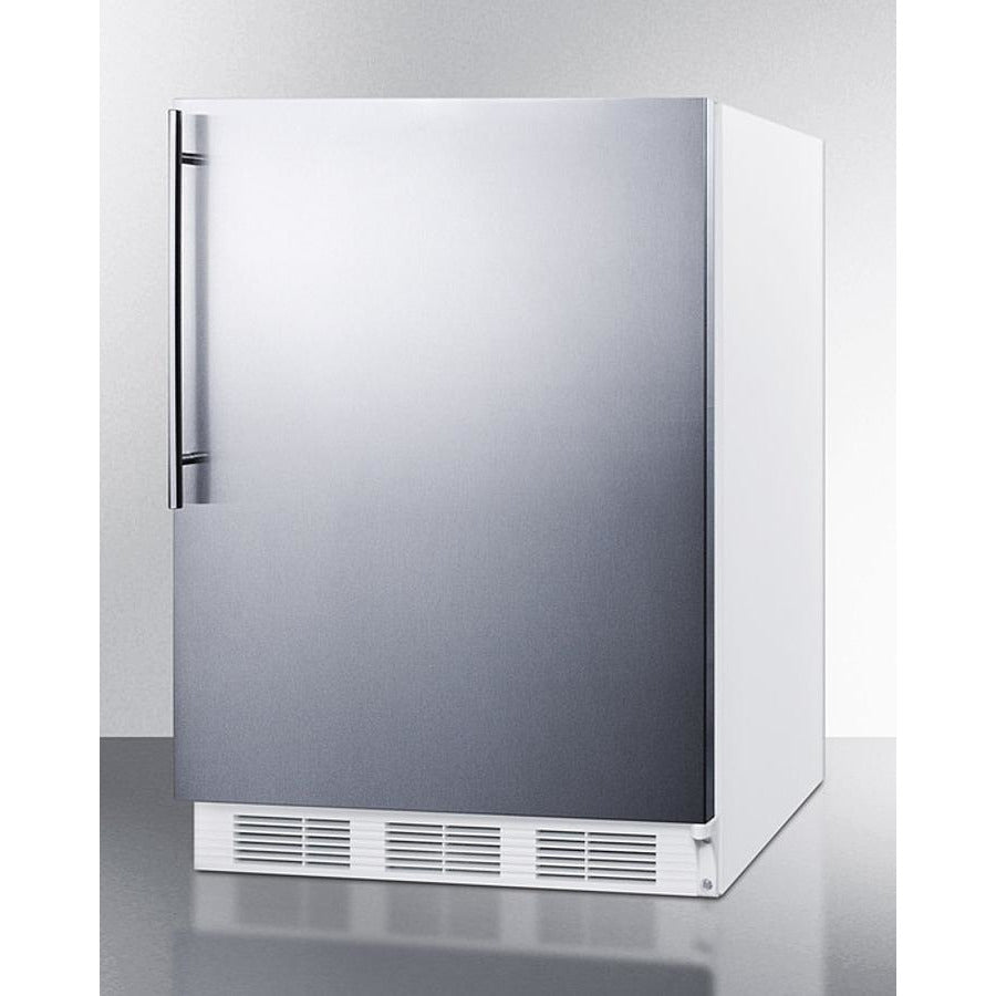 "24"" Wide Built-In All-Refrigerator, ADA Compliant"