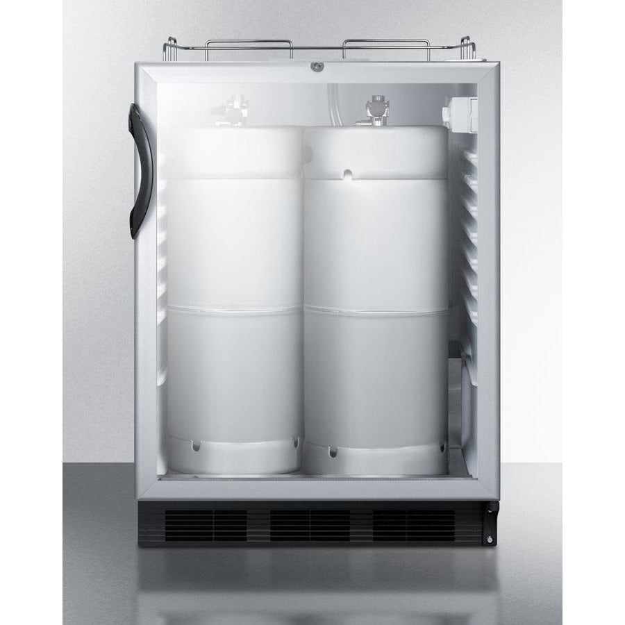 Summit Beer Dispenser 24-Inch -- No Tap Kit