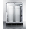 "Image of Summit Appliance 24"" Wide Built-In Beer Dispenser SBC56GBINKCSSADA"