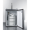 Image of Summit Beer Dispenser 24-Inch Wide C