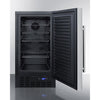 "Image of 18"" Built-In All-Freezer"