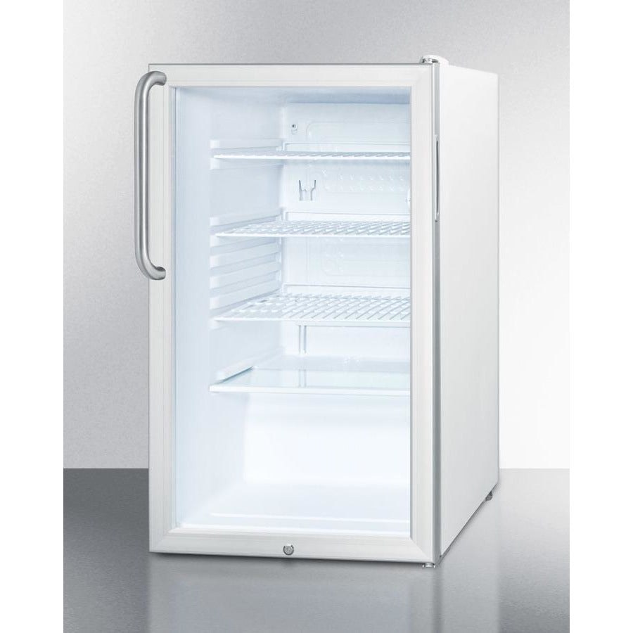 "20"" Wide All-Refrigerator, ADA Compliant"