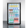 "Image of 20"" Wide All-Refrigerator, ADA Compliant"