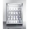 Image of Summit Commercial 20-Bottle Single Zone Wine Cooler