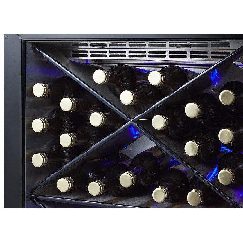 Summit Commercial 40-Bottle Wine Cellar