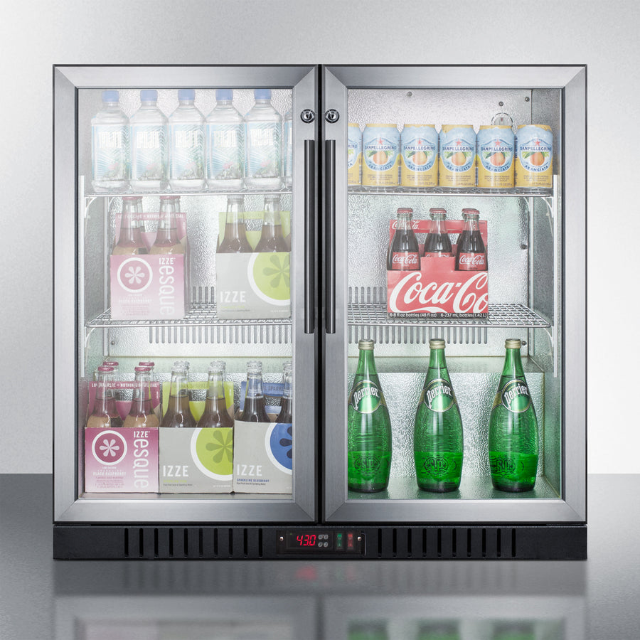 "36"" Wide Beverage Center"
