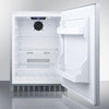 Image of Summit White Weatherproof 24-Inch Outdoor Refrigerator