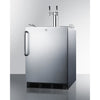 "Image of 24"" Wide Outdoor Wine Kegerator, ADA Compliant"