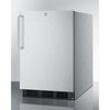 "Image of 24"" Wide Outdoor All-Refrigerator, ADA Compliant"